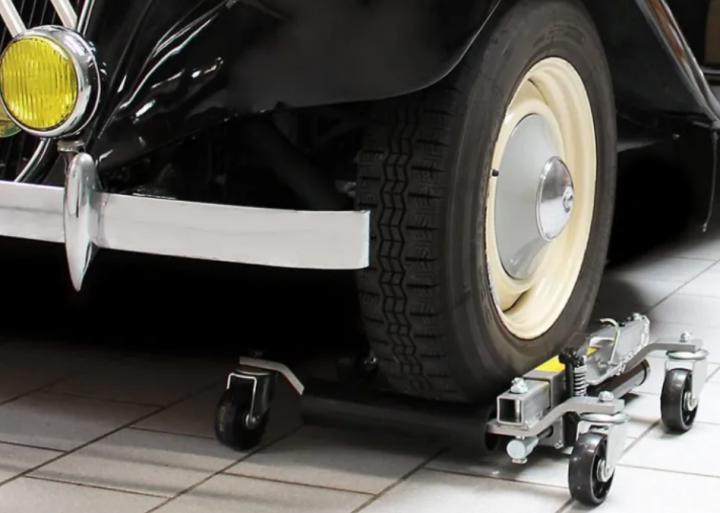Car-Jacks - Praktisch für Schrauber und leider auch für Diebe (Bildquelle: www.amazon.de)